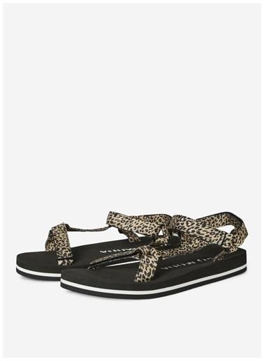 Vero Moda Vero Moda Sandalet Siyah